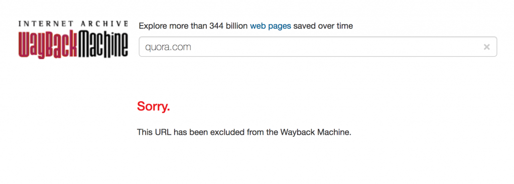 Why You Should Never, Ever Use Quora – Waxy.org